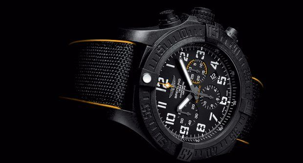 Breitling Avenger Hurricane With New 12-Hour Dial