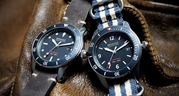 Bremont's 2017 Collection: For Air, Land, and Sea