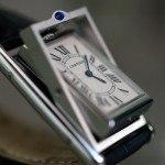 Cartier Basculante - angle