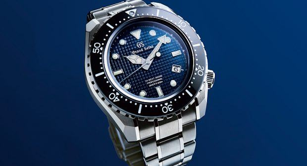 Splashy Debut: Grand Seiko Hi-Beat Diver