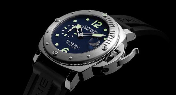 Panerai Launches E-Commerce with New Luminor Submersible
