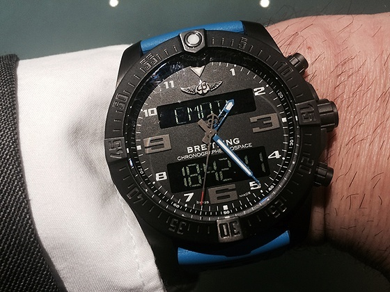 breitling b55 review