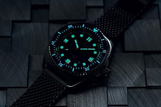 Luminous Dive Watch