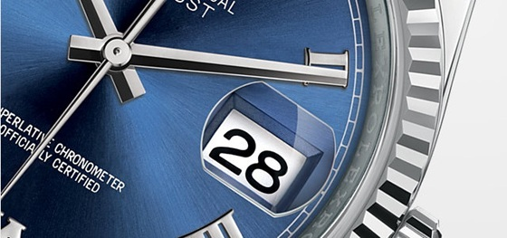 Rolex Datejust 36 - date CU