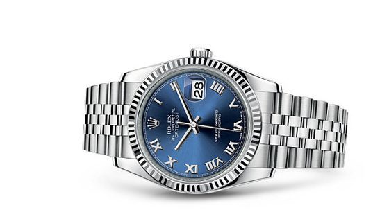 Rolex Datejust 36 - reclining