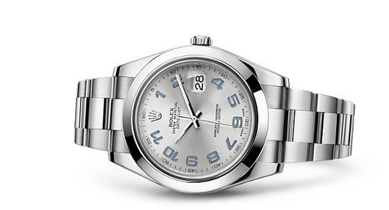 Rolex Datejust II - reclining