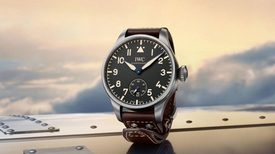 SIHH 2016: New IWC Big Pilot's Heritage Watches