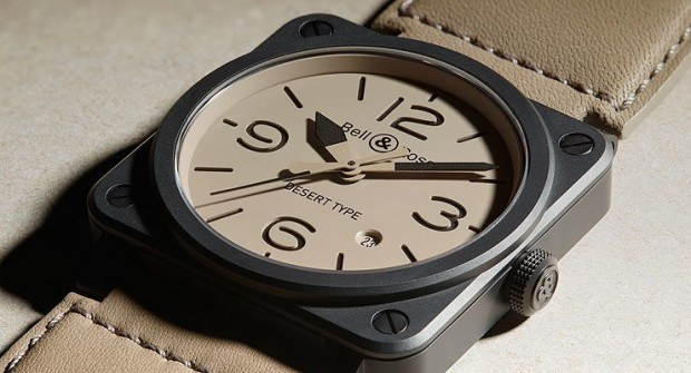 Baselworld Preview: Bell & Ross BR03 Desert Type
