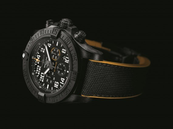 Breitling Avenger Hurricane Watch At Baselworld 2016
