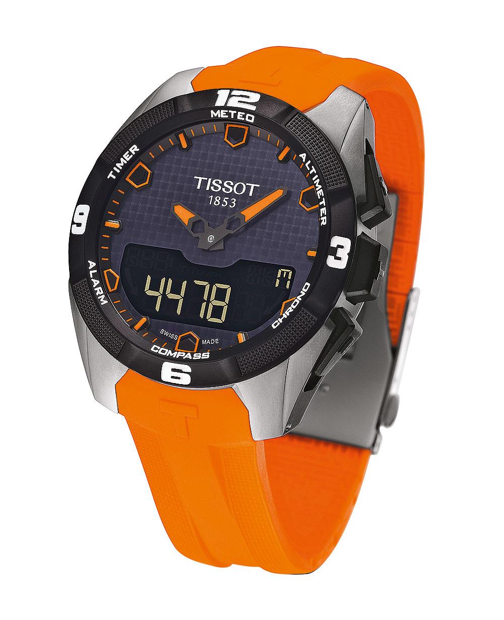Tissot T-Touch Expert Solar T091