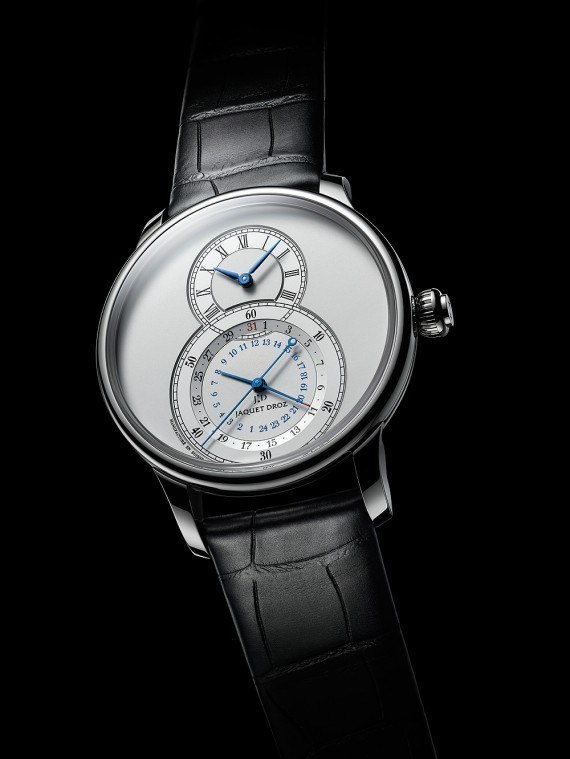 Jaquet Droz Grande Seconde Dual Time - hero