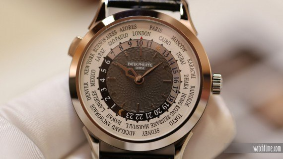 Patek Philippe 5230G - Front - Hands-On- Baselworld 2016