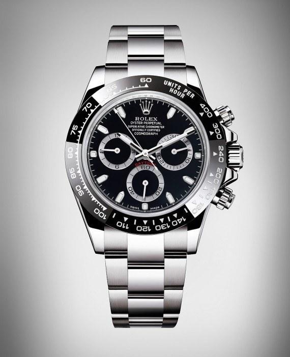 Rolex Daytona - black dial