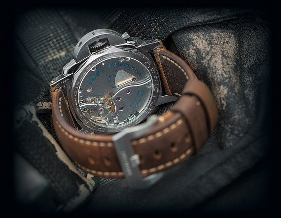 Panerai Luminor Marina 1950 3 Days Acciaio - back