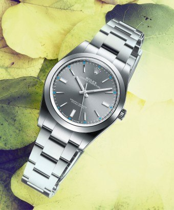 A Watch for All Seasons Rolex Oyster Perpetual