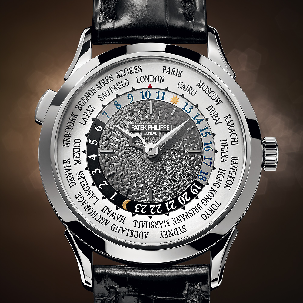 Patek Philippe World Time Complicated Watch