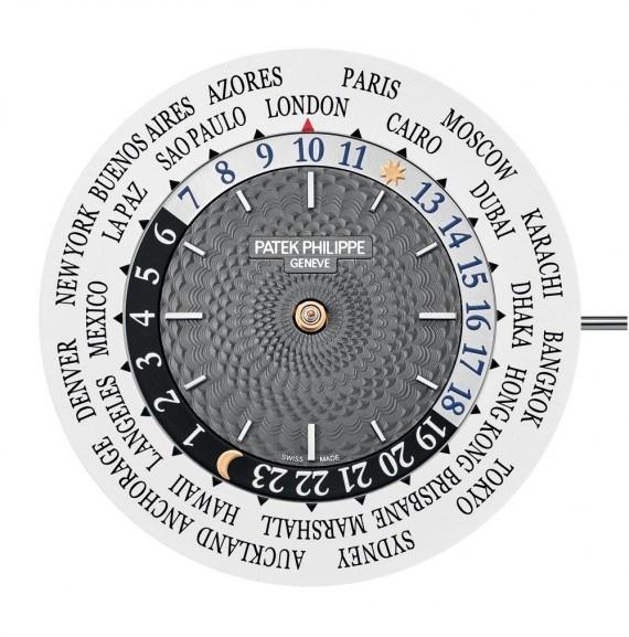 Patek Philippe Ref. 5230 - dial CU