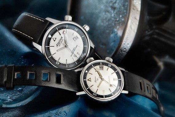 Alpina Seastrong Diver - Vintage & Modern