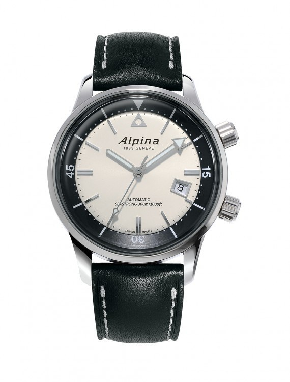 Alpina Seastrong Diver - front