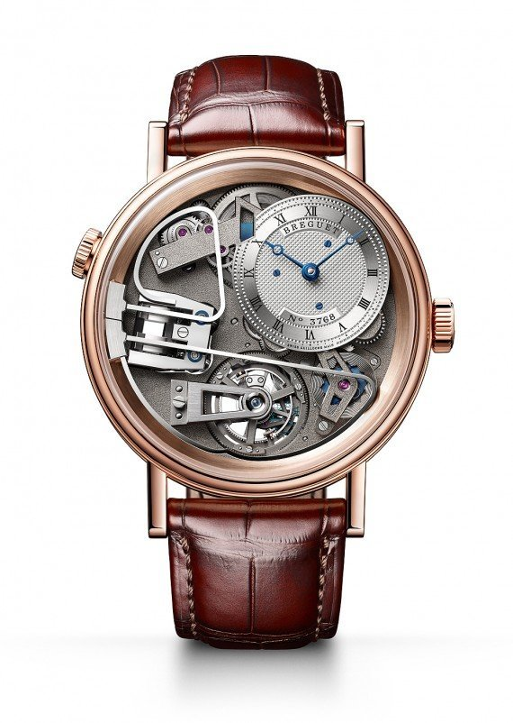 Bregeut TraditionMinute Repeater Tourbillon 7087 - Soldier
