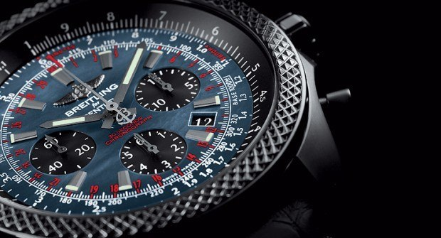 By Land, Sea and Air: Three New Breitlings