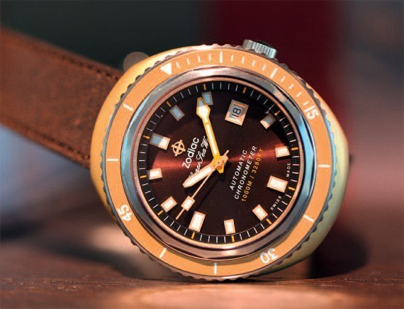 Zodiac Super Sea Wolf 68 Bronze