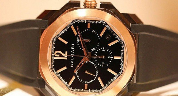 Borrowed Time: A Week in Vegas with Bulgari's Octo Ultanero Chronograph