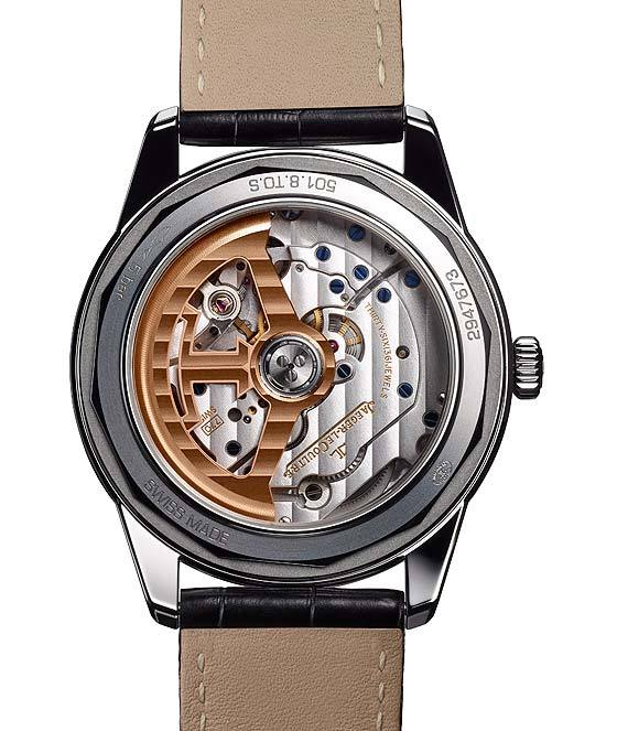 JLC Geophysic True Second - back