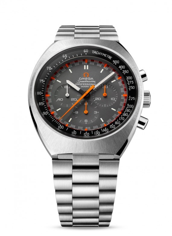 Omega Speedmaster Mark II - Racing - front