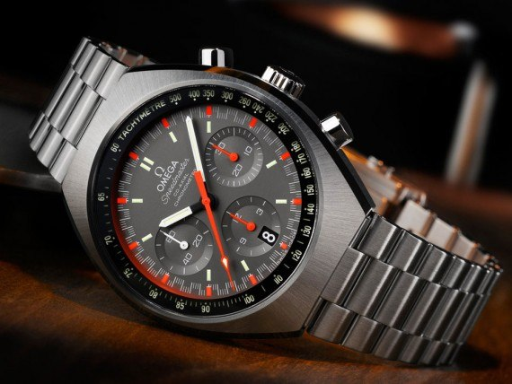 Omega Speedmaster Mark II - Racing - reclining