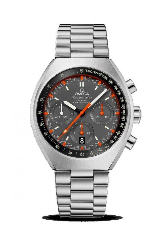Omega Speedmaster Mark II - Racing - soldier