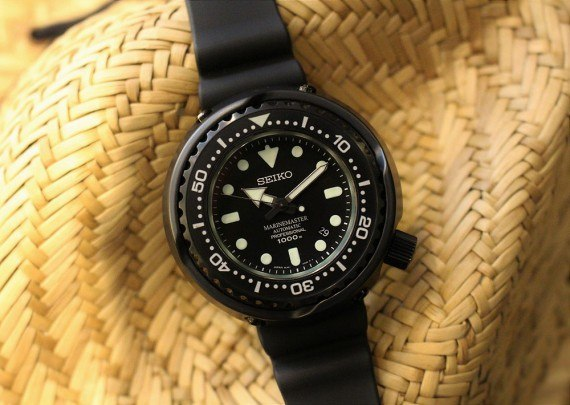 Seiko Prospex Marinemaster - wicker