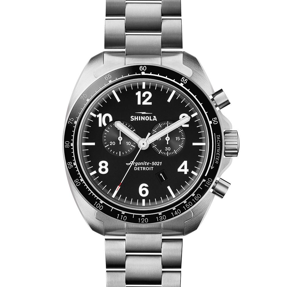 shinola launches rambler tachymeter chronographs