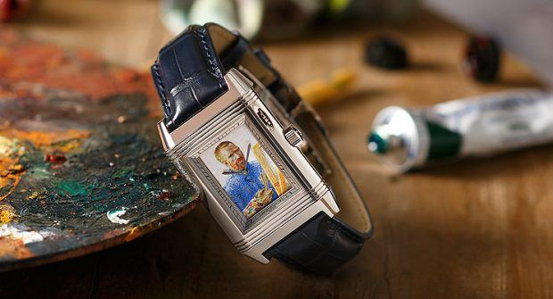 Jaeger-LeCoultre's Tribute to Van Gogh