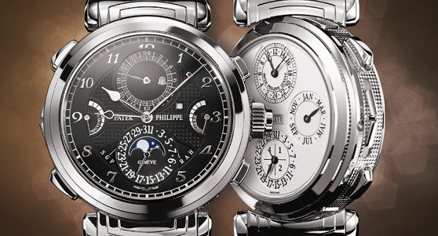 Patek Grandmaster Chime Joins the Collection