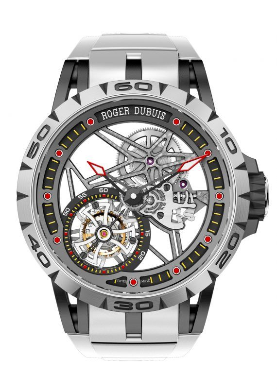 Roger Dubuis Excalibur Spider Limited Edition America - front