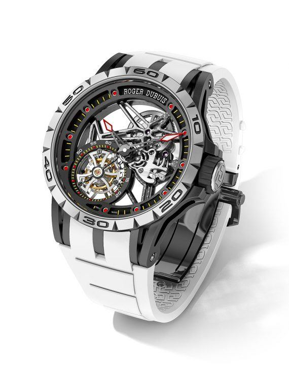 Roger Dubuis Excalibur Spider Limited Edition America - soldier