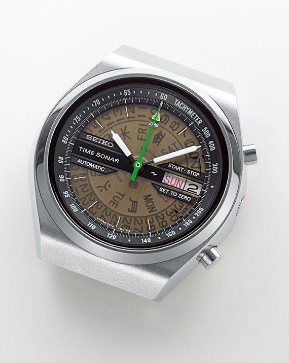 Seiko 7015 Chronograph