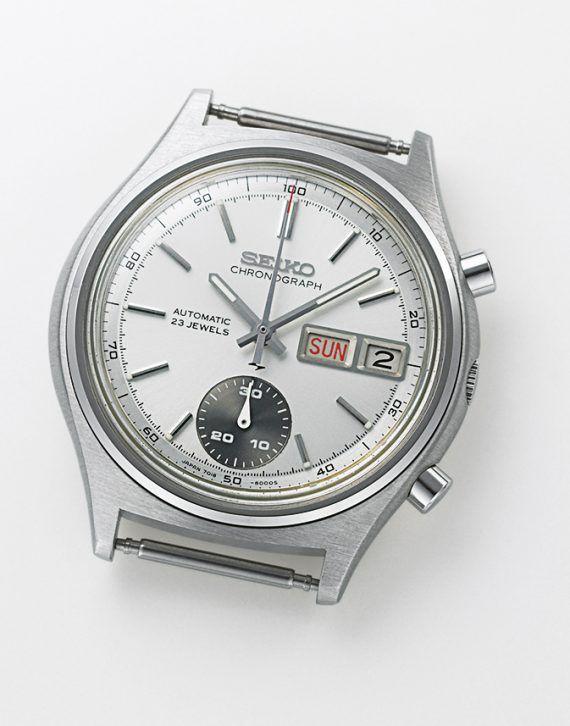 Seiko 7018 Chronograph
