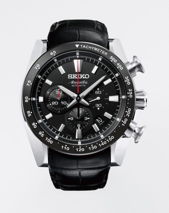 Seiko 8R28 Ananta Automatic Chronograph