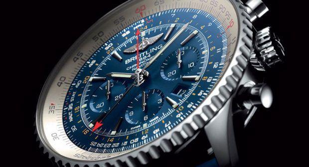 Watch to Watch: Breitling Navitimer GMT Aurora Blue