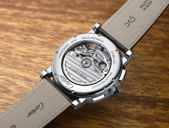 Cartier Rotonde de Cartier Chronograph - back