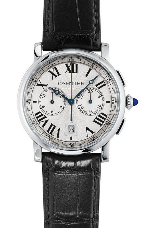 Cartier Rotonde de Cartier Chronograph - front