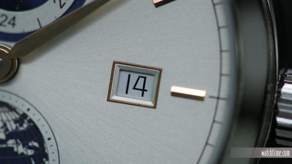 Montblanc Heritage Chronometrie Dual Time - Date