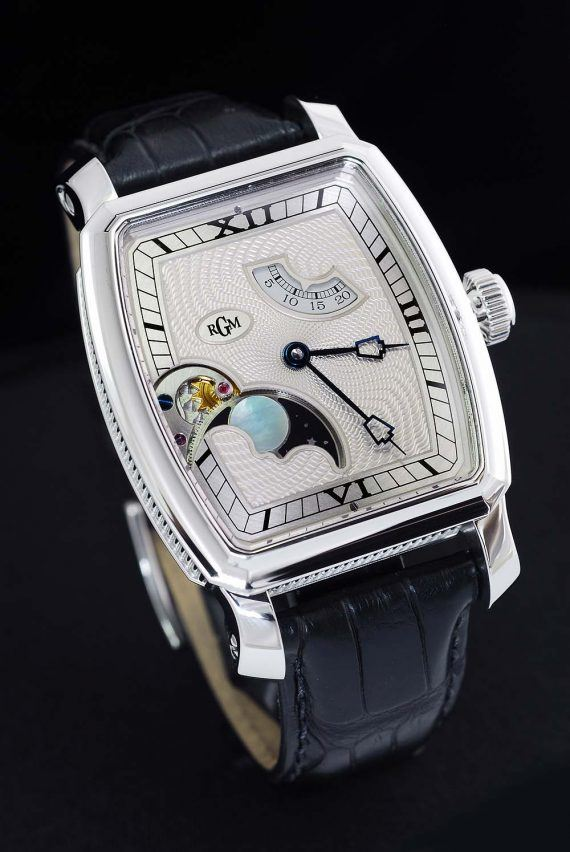 RGM Caliber 20 watch - front