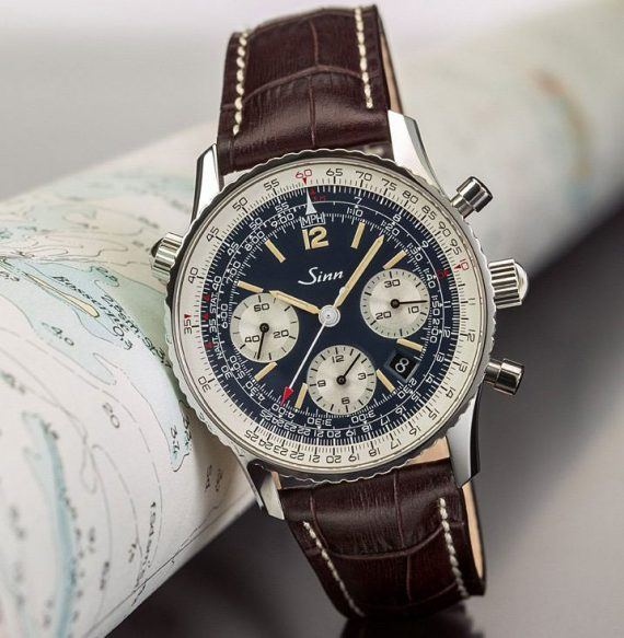 Sinn 903-St Navigation Chronograph