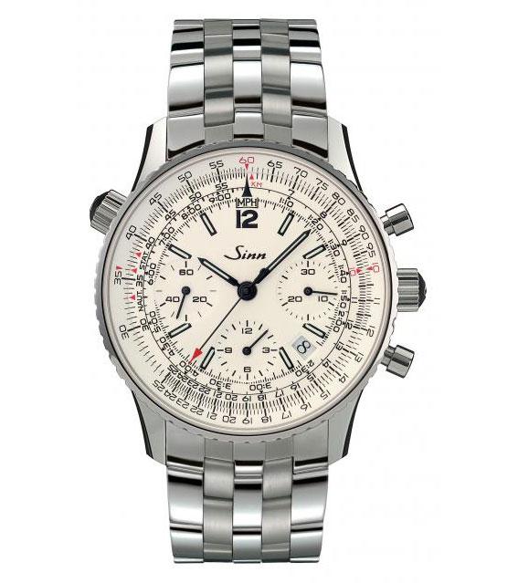 Sinn 903 St - silver dial