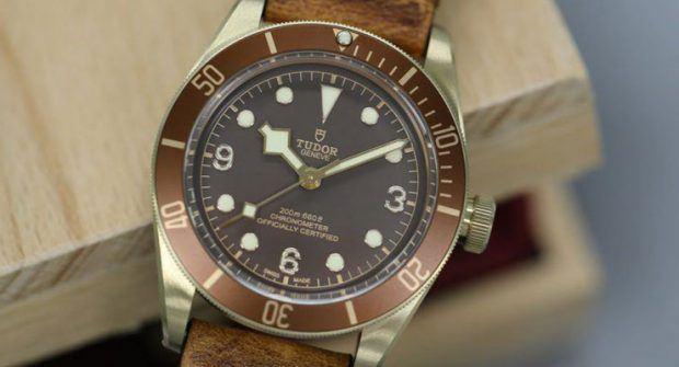 Borrowed Time: Tudor Black Bay Bronze