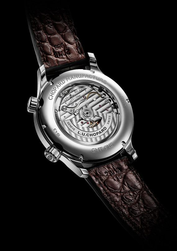 Chopard LUC GMT One - back
