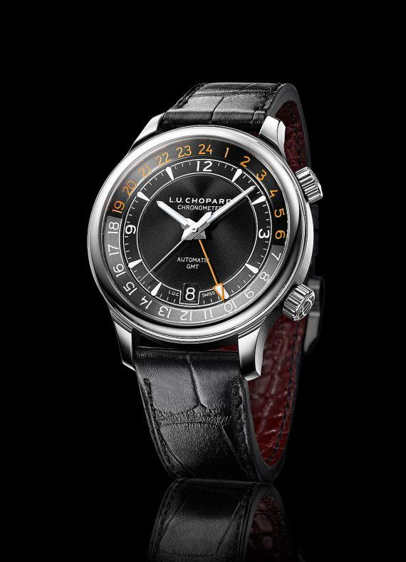 Chopard LUC GMT One - soldier